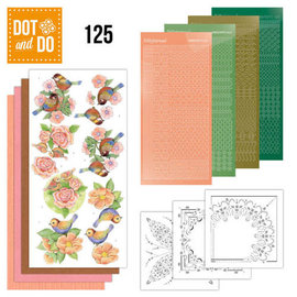 Dot and Do nr.125 vogels