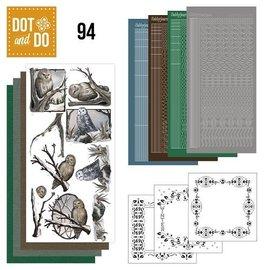 Dot and Do nr.94 winter uilen