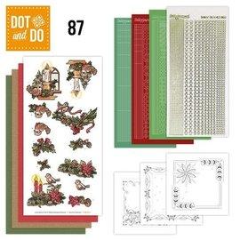 Dot and Do nr.87 kerstvogels