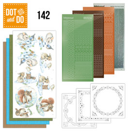 Dot & Do 142 Winter Woodland