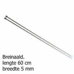 Breinaalden 60cm 5mm