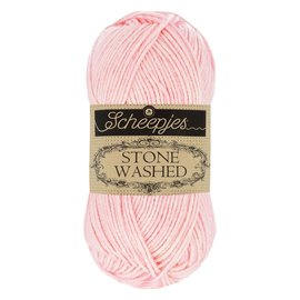 Scheepjes Stone Washed 820 rose quartz bad 00081
