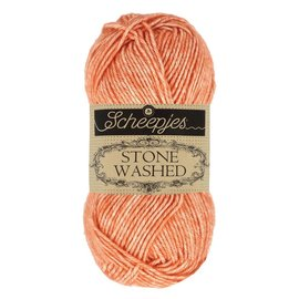 Scheepjes Stone Washed 816 coral bad 0085
