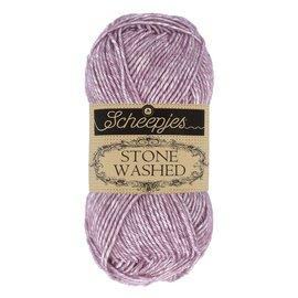 Scheepjes Stone Washed 811 deep amethyst bad 80111
