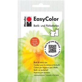Easy Color Marabu 023 roodoranje batik tie dye