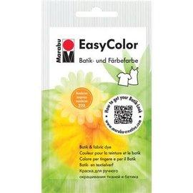 Easy Color Marabu 225 mandarijn oranje batik tie dye