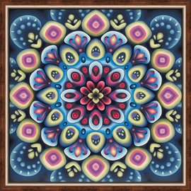 Diamond Painting Mandala of Success