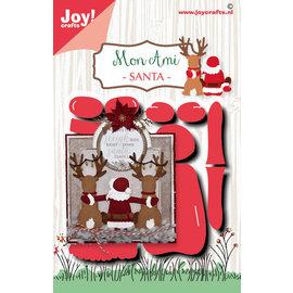 JOY! Stansmal - Noor - Mon Ami - Santa 87,5x87,5mm