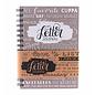 Bulletjournaling 'My Letter Journal' - Taupe 14,8x52,1cm