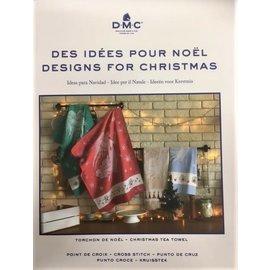 DMC DMC boek Designs For Christmas