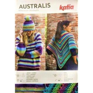Katia Australis 207 groenig bad 34455 200g.