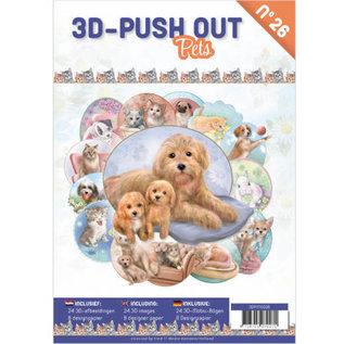 3D Push Out boek 26