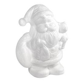 Rayher Isomo kerstman met beer 17,5 cm