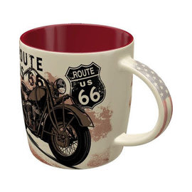 Nostalgic Art TAS ROUTE 66 BIKE