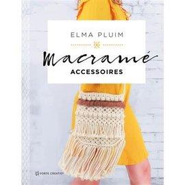 Macrame accessoires - Elma Pluim
