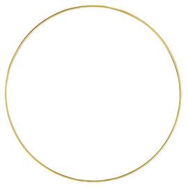 Rayher Domenvanger ring gelakt 30cm goud