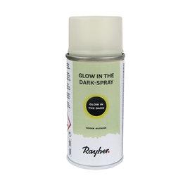 Rayher Glow in the dark Spray 150ml.