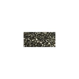 Rayher Delica-rocailles 2,2mm staalgrijs 4g. metallic