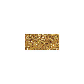 Rayher Delica-rocailles 1,6mm metallic goud 4 g