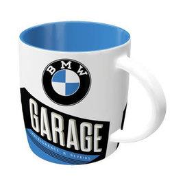 Tas BMW garage