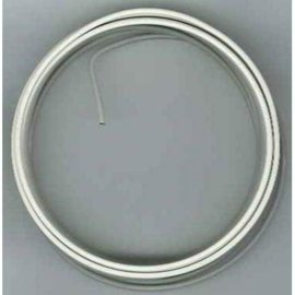 Crea Metal wit 2mm 5m