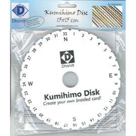 Kumihimo Disc 15x15cm