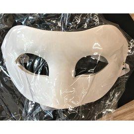 Papieren maskers 2st.