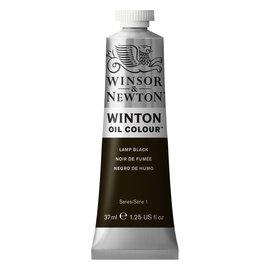 Winsor&Newton Winsor&Newton, Winton Oil Colour, Lamp Black, Serie 1