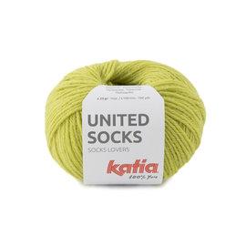 Katia United socks 20 Pistache bad 34400