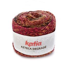 Katia Azteca Degrade 507 bruin-fuchsia bad 12768A