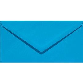 envelop 110x220mm-DL Original hemelsblauw 105 grams 50st.