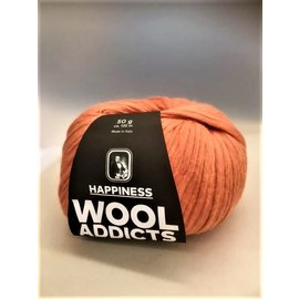 Lang Yarns Wool Addicts Happiness 0028 zalmkleur bad 70871