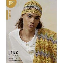 Lang Yarns Punto nr.27 boek Lang Linello