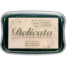 Delicata Delicata inktkussen White shimmer