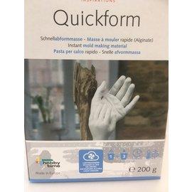 Quickform Box, Snelle afvormmassa, 200g.
