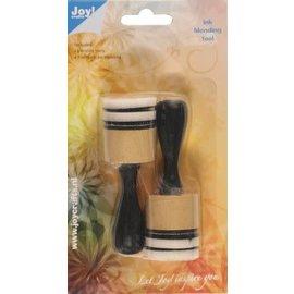 Joy Crafts Joy! Crafts Inkt blending tool 2st + 4 foampads 30mm