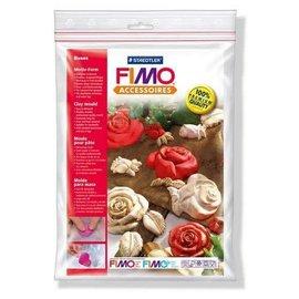 Fimo Fimo Klei mallen rozen