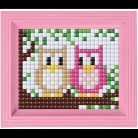 PixelHobby Pixelpakket XL - Twee uiltjes