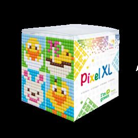 Pixel XL kubus set pasen