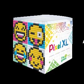 Pixel XL kubus Smiley II