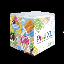 Pixel XL kubus ijscreme