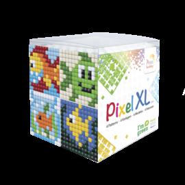 Pixel XL kubus vis