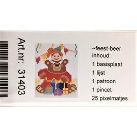 Pixelpakket - Feest-beer