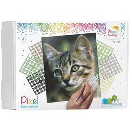 PixelHobby Pixel kit kat | 4 basisplaten