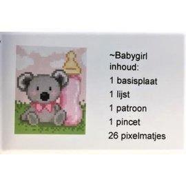 Pixelpakket - Babygirl