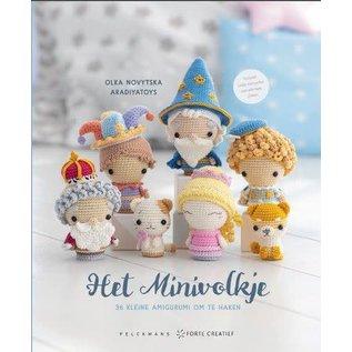Boek - Het Minivolkje Olka Novytska