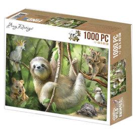 Amy Design puzzel 1000 pc - Amy Design - Sloth