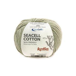 Katia SeaCell Cotton 115 Mintgroen bad 29692A