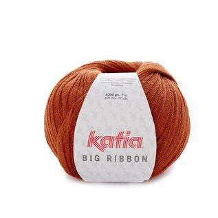 Katia BIG RIBBON 7 Roestbruin bad 39697
