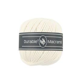 Durable Durable Macrame 326 ivory bad 2705
